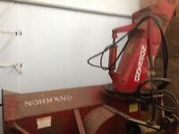 "Normand hd 92"" 3 pt hitch snowblower"
