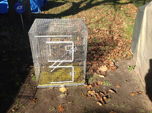 Pet cage ,animal cage ,2 floors with ramp , only 30 dollars Kitchener / Waterloo Kitchener Area image 9