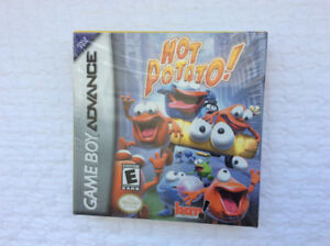 """Hot Potato !"" - Nintendo GBA (2001) ~ complete & mint !!"