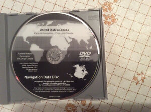 2013 GM Navigation System DVD version 8.0c
