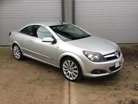 2006 Vauxhall Astra 1.8 Design Twin Top 2dr