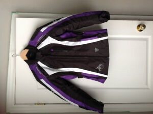Ladies motorcycle waterproof jacket size S/M