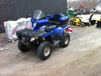 Polaris Sportsman in May 7  National Online Auction
