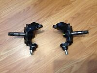 2000 honda fourtrax 350 front knuckles/spindals