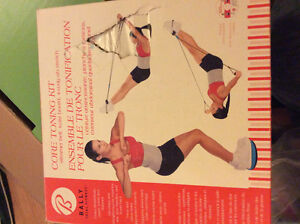 Bally Total Fitness Core Toning Kit