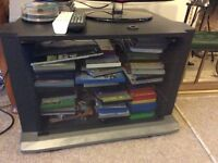 FREE TV stand and DVD cabinet