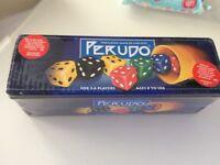 Perudo game - brand new, sealed