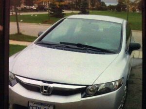 Selling Honda Civic