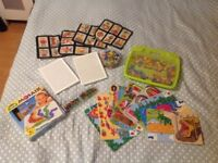 Bundle of Mosaic Arts and Crafts Toys