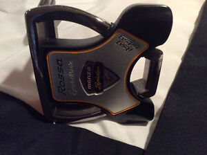 Taylormade itsy bitsy Rossa spider putter -new golf cart qk fold