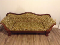 Vintage couch asking 300 obo
