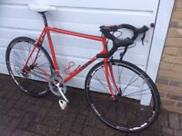 Vintage Trek road bike Shimano 105 56cm