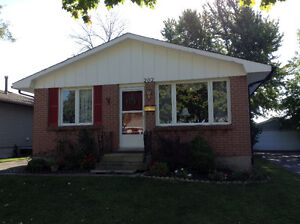 202 Muriel Cres. 3 bed house +Familyroom with fireplace, 2 baths