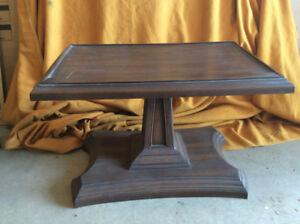 Basement Furniture Purge