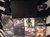 Playstation 3 slim £65 ONO