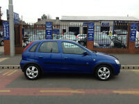 Vauxhall/Opel Corsa 1.2i 16v ( a/c ) 2005MY Energy 12 months mot 2 keys 2 owners