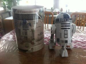 Robot R2-D2 avec commandes vocales