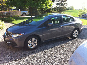 EXCELLENT CONDITION - 2014 Honda Civic LX Sedan