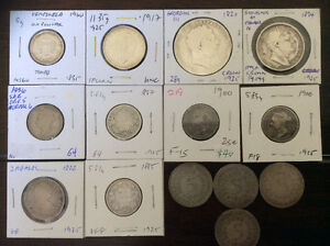 Amazing silver coin collection and rare coin sets-all silver Peterborough Peterborough Area image 4