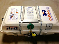 RFD Seasava Plus 4 person Liferaft