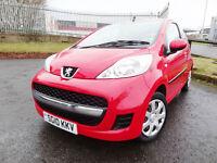 2010 Peugeot 107 1.0 12v Urban - ONLY 15000mls - KMT Cars
