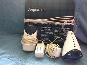 AngelCare baby monitor and sensor pad