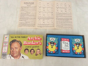 Archie Bunker's card game London Ontario image 1