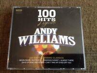 Andy Williams CD Boxset