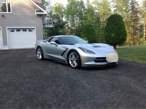 2014 Corvette Stingray Z51