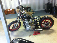 1976 hondamatic bobber priced for quick sale