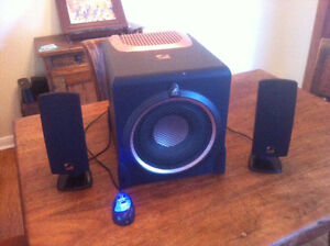 Sub Woofer Acoustic Authority 200 Watts