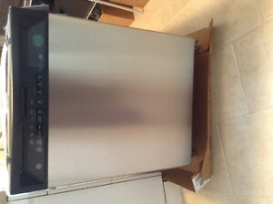 GE Dish washer / max profile stainless steel dishwasher