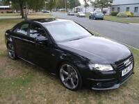2011 Audi A4 2.0 TDI 170 Black Edition 4dr [Start Stop] 4 door Saloon