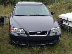 2004 VOLVO S60R parting or sale
