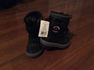 Boys boots  asking $30 obo