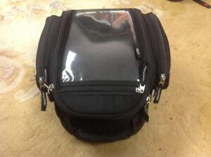 Road Pak Magnetic Motorcycle Tank Bag - $100