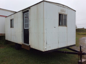 OFFICE TRAILER 20 x 9.5 ft ready to go