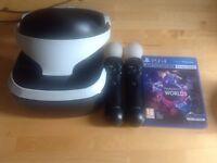 PlayStation VR PSVR PS4