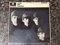 With the Beatles - Vinyl - 1st Pressing