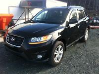 2010 Hyundai Santa Fe limited SUV loaded with many extras !!