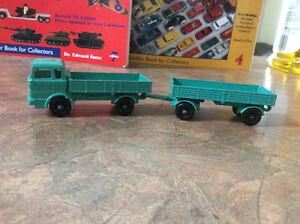 Matchbox construction trucks diecast