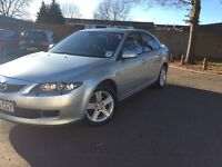 Mazda 6 2006 2.0 diesel immaculate condition 6 speed
