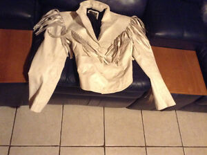 Leather jacket from Mexico