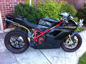 Ducati 1098s -- over $10k in mods!!