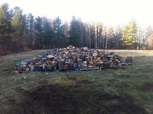 Firewood/Hardwood ends