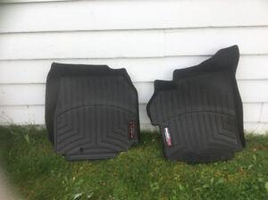 2 tapis weather tech