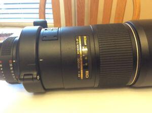 Nikon 300mm f4 Afs
