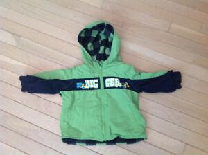Boys spring jackets - size 2