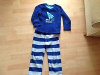 5 to 6 year boy fleece pyjama(3 pair)