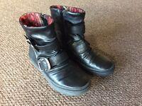 Women's Blowfish Biker Boots